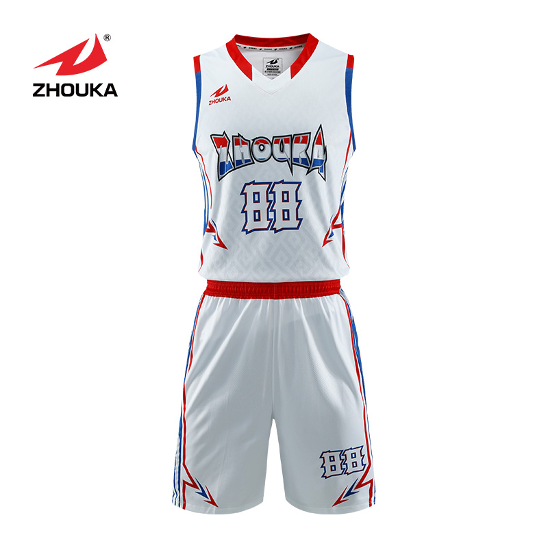 eaae86513 Youth basketball uniforms Custom basketball jersey High quality sublimated  basketball shorts Top quality personalised free ship