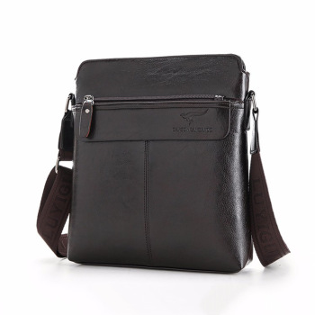 Casual Business PU Leather Fashion Messenger Bags multifunction Key BagMen Business Handbag Shoulder Bag Tote Flap Bag Chest Bag multifunction 4 pcs set pu leather handbag women big solid fashion tote bag female shoulder bags black composite bag quality