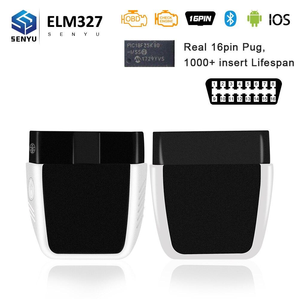 ELM327 Wifi  Scanner iCar elm 327 V1.5 OBD2 For IOS Android PC Code Reader Scan