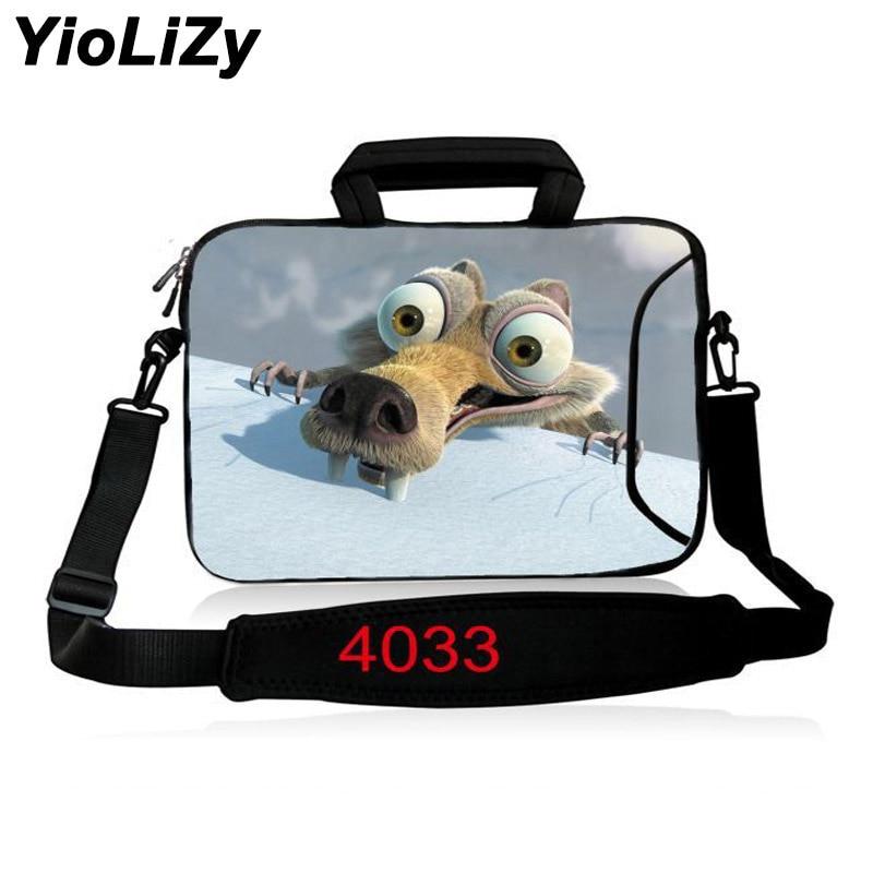 men briefcase Laptop bag 15.6 computer pouch 10.1 12.3 13.3 14.1 17.3 Notebook Messenger case for macbook air 13 sleeve SB-4033