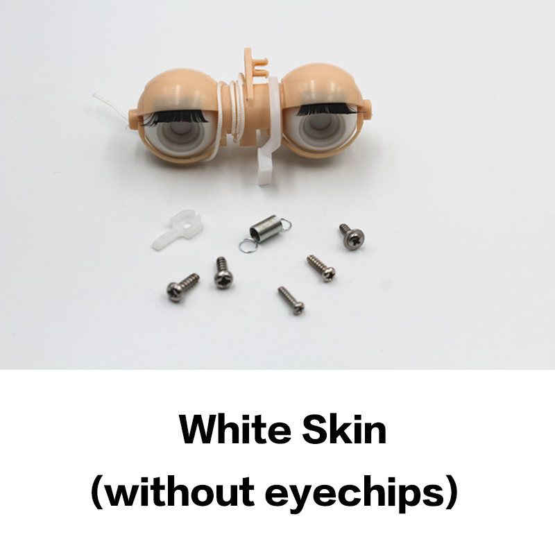 Only blyth <font><b>doll</b></font> eye machine mechanical parts screw no eye piece pupil 1/6 30 <font><b>cm</b></font> gift toys suitable for her make-up image