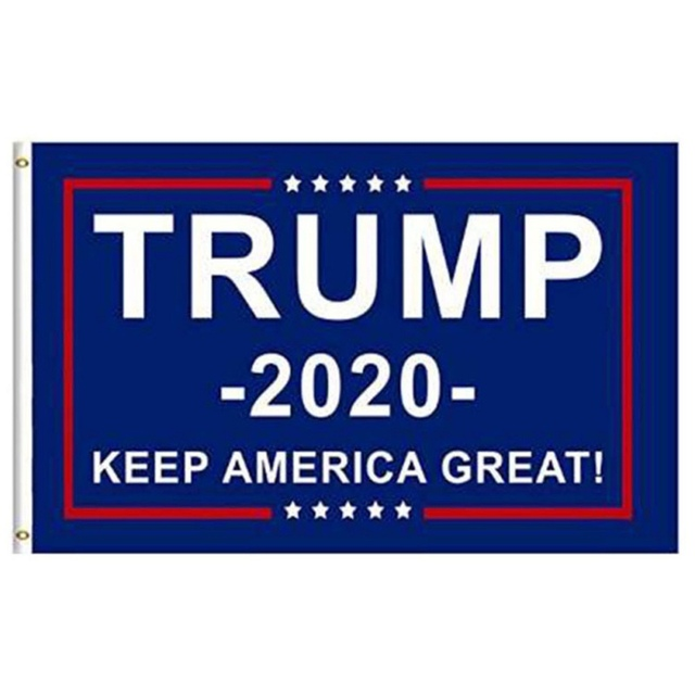 brixini.com - 2020 Donald Trump Keep America Great Flag