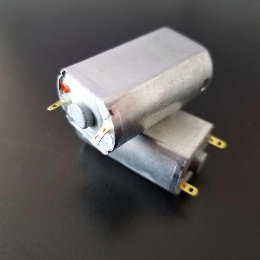 2 adet/paket J499Y 1010306 180 mikro DC MOTOR iyi işçilik DIY tıraş  makinesi motoru Model parçaları elektronik yapma|