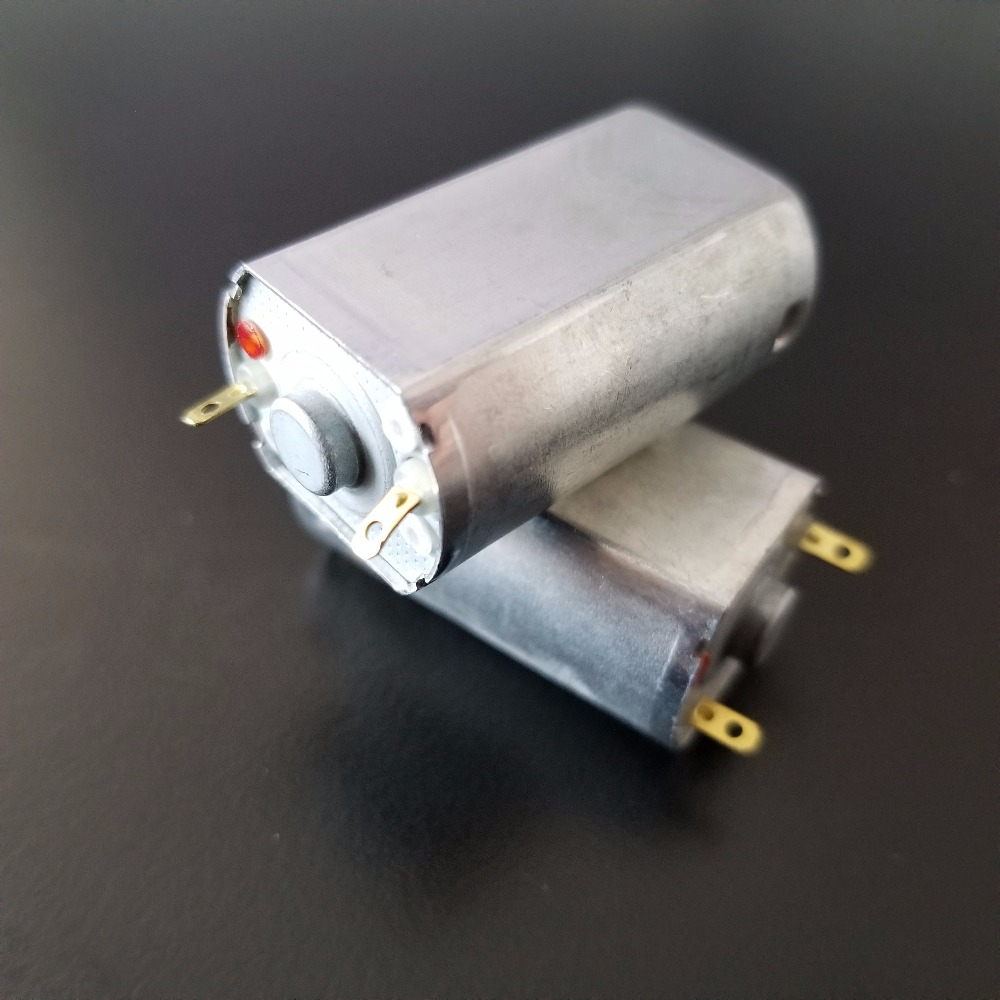 2pcs/pack J499Y 1010306-180 Micro DC MOTOR Well Workmanship DIY Shaver Motor Model Parts Electronic Making
