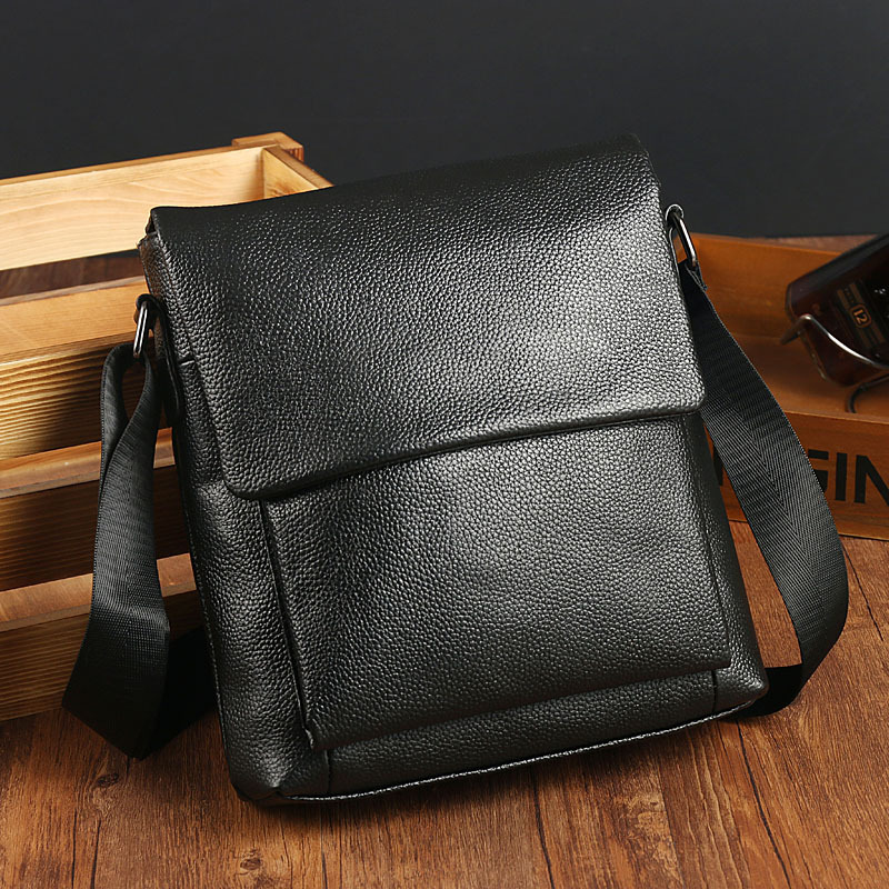 Mens Work Bag Business Briefcase Office Bags for Men Genuine Leather Pasta Couro Masculina Sacoche Homme Small Messenger BagMens Work Bag Business Briefcase Office Bags for Men Genuine Leather Pasta Couro Masculina Sacoche Homme Small Messenger Bag
