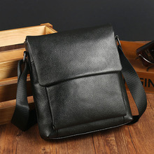 Men's Work Bag Business Briefcase Office Bags for Men Genuine Leather Pasta Couro Masculina Sacoche Homme Small Messenger Bag oem 2015 sacoche homme masculina zp02110
