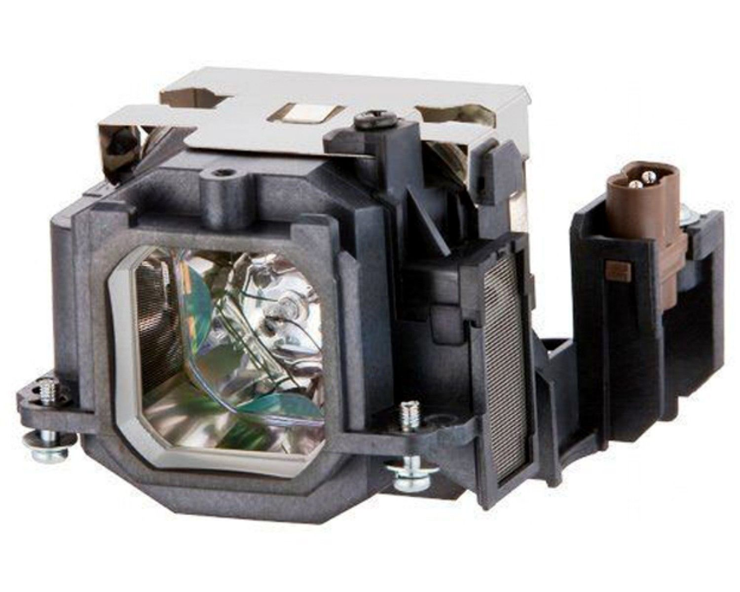 Projector Lamp Bulb ET-LAB2 ETLAB2 for Panasonic PT-LB1 PT-LB2 PT-LB1EA PT-LB2EA PT-ST10 PT-LB3E With Housing et lab10 replacement projector bulb lamp with housing for panasonic pt u1x68 ptl lb20su pt u1x67 pt u1x88 pt px95 pt lb20