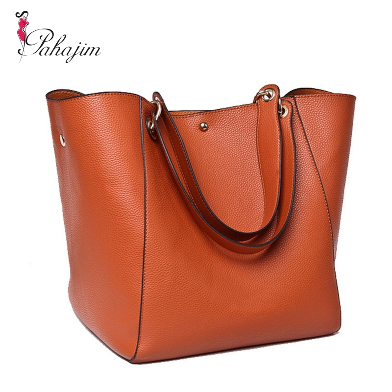 Women messenger bags leather luxury handbags women bags designer vintage big  size tote shoulder bag high quality bolsos - Designer Accessories Online ... 2e36b5887416f
