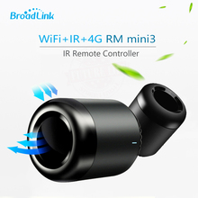 Broadlink RM Mini3 Black Bean Universal Smart Wireless Remote Controller for Smart Home WiFi/IR/4G By Smart Phone