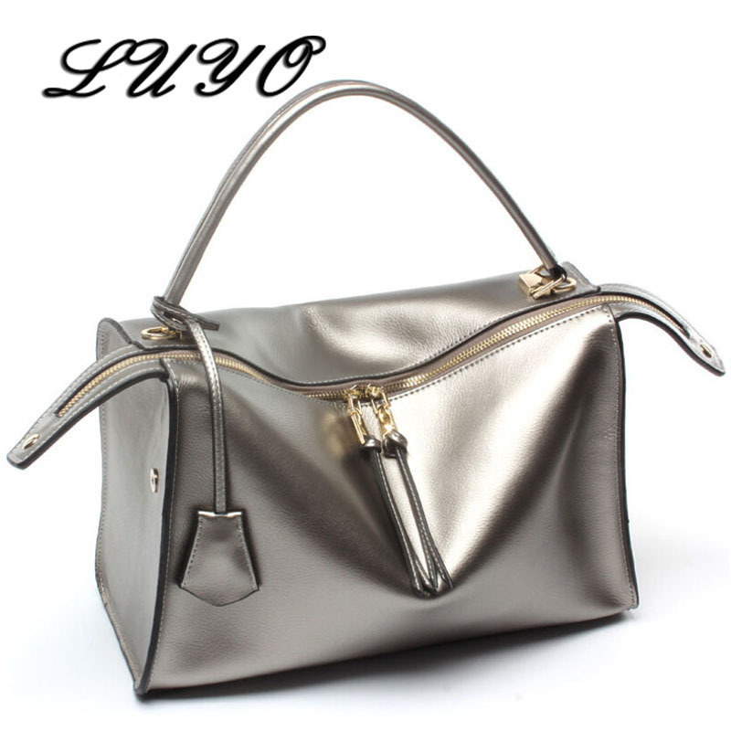 2018 Genuine Leather Bag Female Luxury Handbag Women Bags Designer Famous Brand Ladies Handbags Women Messenger Bag Bolsas цена