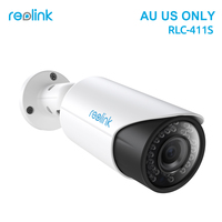 Reolink Super HD 4 Megapixels 2560 1440P POE IP Camera With 4x Optical Zoom And Built