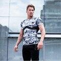 2016 de alta qualidade t-shirt roupas de Marca mens t-shirt de fitness musculação Gymshark homme forte t camisa dos homens de fitness crossfit