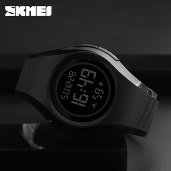 цена SKMEI Fashion Man Outdoor Sport Watch Waterproof Men Watches Complete Calendar LED Digital Wrist Watches Relogio Masculino New онлайн в 2017 году