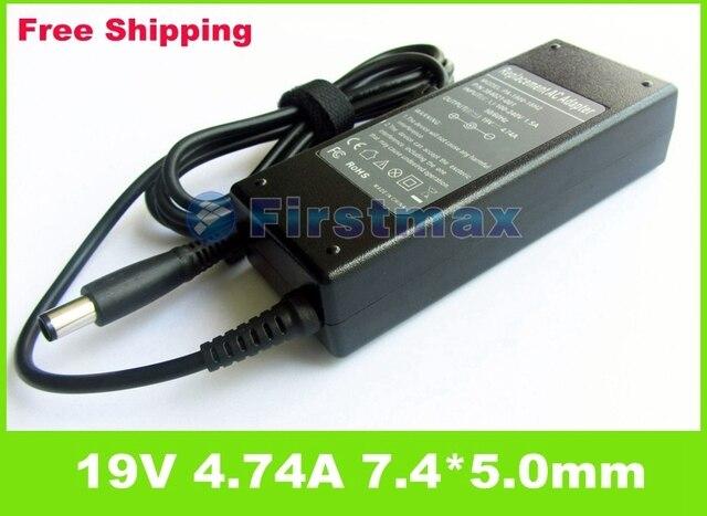 Для HP 19 В 4.74A ноутбук зарядное устройство 7.4*5.0 мм pavilion dv6 6910 P CQ40 адаптер переменного тока питания PPP014L-S PPP012D-S PPP012L-S