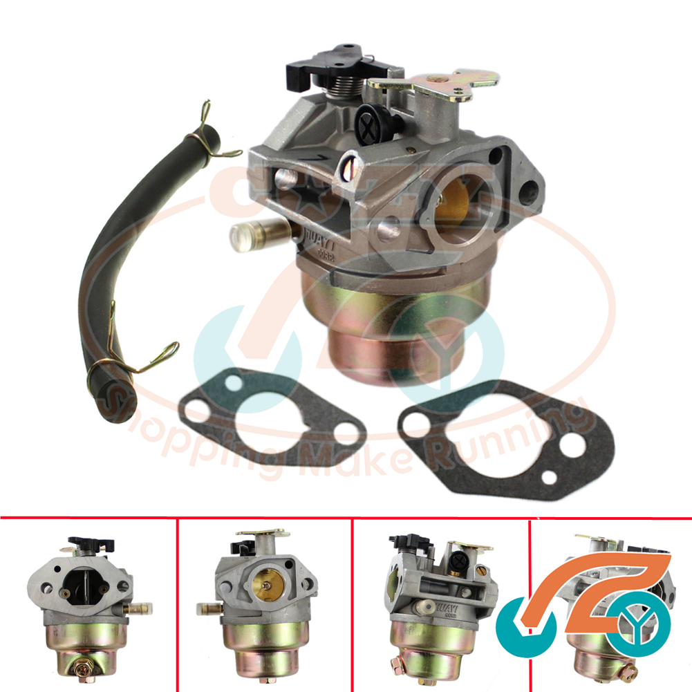Carburetor Carb gasket and fuel line for Honda GCV135 GCV160 GC135 GC160 Engines Mower ...