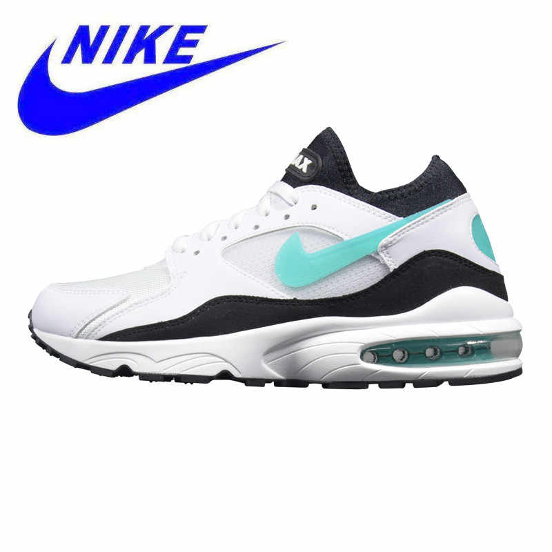 dd0df3761d Nike Air Max 93 Men's and Women's Running Shoes, Shock Absorption  Lightweight Breathable Non-