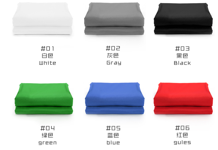 bilder für Grün, blau, rot, schwarz, weiß und Grau) 3 mt breite x 6 mt länge baumwollmusselin