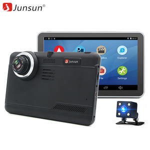 Junsun 7 inch 1080 p Camera Recorder GPS Navigation Car DVR Android tablet pc