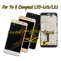 5 0 New For Huawei Y6 II Compact LYO L01 LYO L21 Full LCD DIsplay Touch