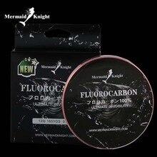 Fluorocarbon Fishing Lure Line 165YdS /150M Carbon Fiber Leader Line Fluorocarbon leader line linha de pescar