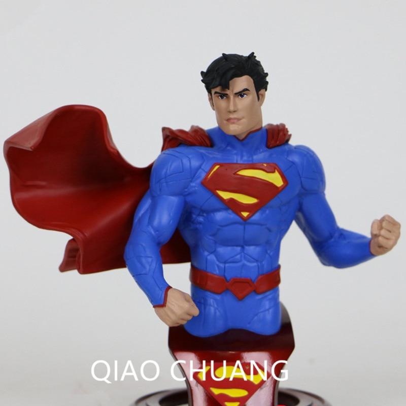 Batman v Superman: Dawn of Justice Superhero Henry Cavill Superman 1/12 Scale Pre-Painted PVC Action Figure Model Doll G452 batman v superman nendoroid 1 10 scale painted figure 643 pvc action figure collectible model toy 10cm kt3929