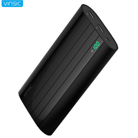 Vinsic 20000mAh High Conversion Rate Power Bank For Iphone 7 8 Mobiles 20000 MAh Rechargeable Quick