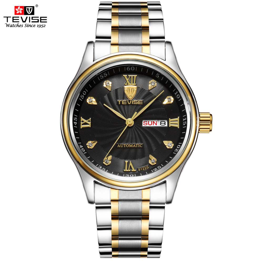 TEVISE Quartz Watch For Men Women Lover WristWatches Top Luxury Brand Reloj Hombre classics Relogio Montre Orologio Uomo Horloge new watch men auto date business fashion quartz men watch top brand wristwatch male reloj hombre orologio uomo relogio masculino
