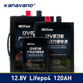 12 В LiFePo4 батарея литиевая железная фосфат батарея 12,8 В 40ah 70ah 120ah аккумулятор с BMS доской 500A для UPS + 14,6 в 6A