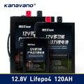 12 V LiFePo4 batteria Al Litio ferro fosfato batteria 12.8 V 40ah 70ah 120ah Batteria con BMS Consiglio 500A Per UPS + 14.6 v 6A