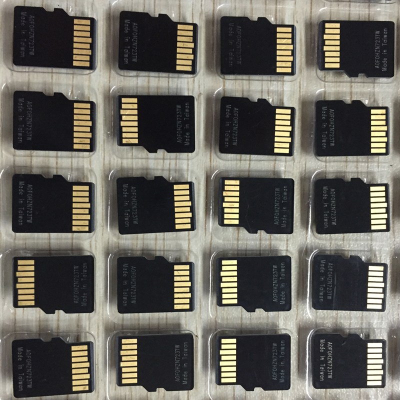 50pcs A Lot Micro Memory SD Card 128MB 256MB 512MB 1GB 2GB 4GB 8GB 16GB 32GB TF Card