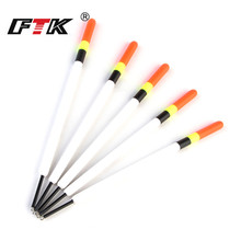 FTK Barguzinsky Fir 5 Pcs/Lot Bobber Fishing Float  Length 16cm 18cm 20cm 1g 2g 3g For Carp Tackle Accessories