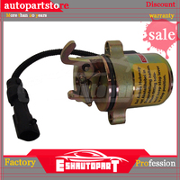 Remanufactured For Deutz BMF 2011 BF4M2011 Fuel shut off solenoid 0427 2956 04272956 12V