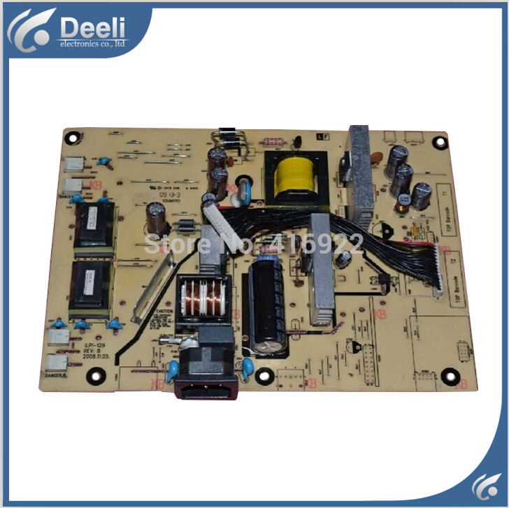 95% New original for V233H LCD power board ILPI-129 492091400100R good Working free shipping s2031 power board 492001400100r ilpi 182 pressure plate hw191apb original 100% tested working