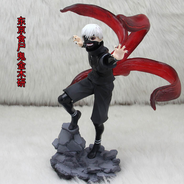 Hot christmas New 2015 Tokyo Ghoul Anime Cartoon Character Kaneki Ken Action Figure Second Generation Models Collection Toys