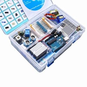 Image 3 - Upgraded Advanced Version Starter Kit learn Suite Kit LCD 1602 for arduino diy kit