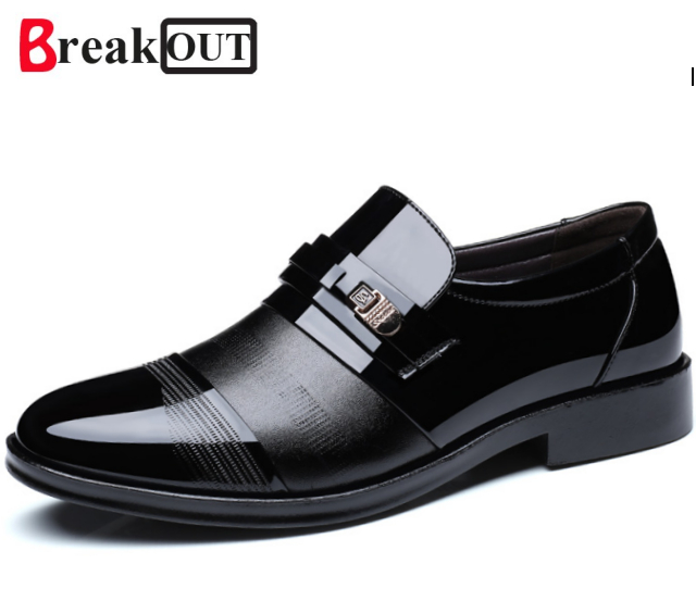 Break Out High Quality Pu Leather Shoes Men,Lace-Up Wedding Shoe,Men Dress Shoes,British Style Fashion Men Oxford Male Father high quality men flats casual new genuine leather flat shoes men oxford fashion lace up dress shoes work shoe sapatos