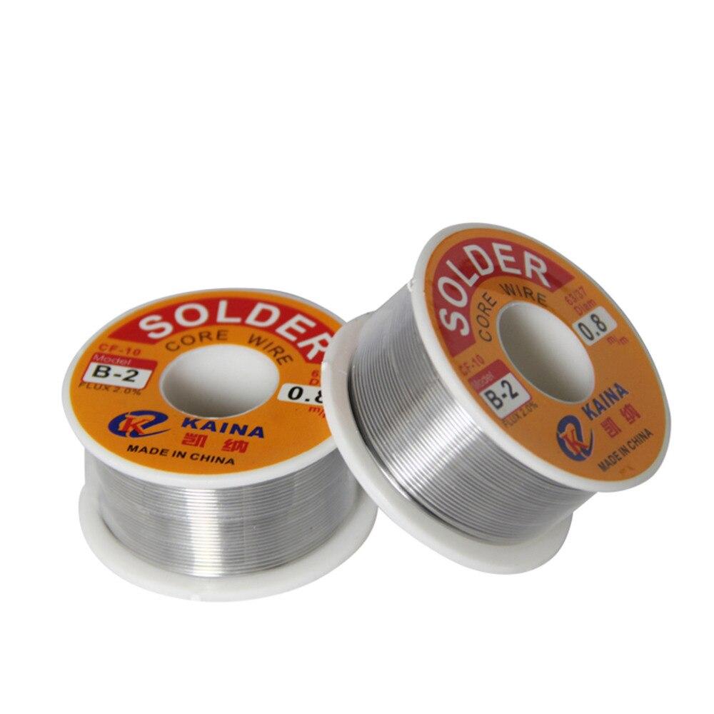 di Saldatura 8mm Solder Tin Rosin Flux Linea Core 0 6337 Lead q7PBU