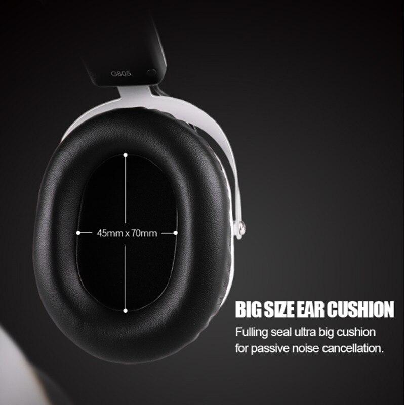 SOMIC Gaming Headsets usb 7.1 Virtual hoofdtelefoon casque met Microfoon voor PS4 PC Computer Gamer Video Game Xbox Game oortelefoon - 5