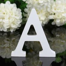 3D wooden font b letters b font letras decorativas Personalised Name Design Art Craft font b