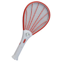 Rechargeable Electric Insect Pest Bug Fly Mosquito Zappers Swatter Killer Tool