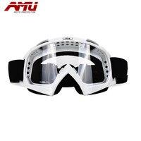 Authentieke AMU off-road helm bril motorfiets bril bril outdoor wind-proof anti-shock bril XRG970