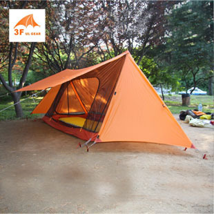 20D coated silicon 3 season double layer 2 person ultralight 200*130*110cm beach tent high quality outdoor 2 person camping tent double layer aluminum rod ultralight tent with snow skirt oneroad windsnow 2 plus