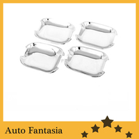 Car Styling Chrome Door Cavity Cover  for Mercedes Benz W163 ML Class - Free shipping