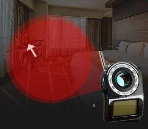 Image 5 - GPS GSM Signal WIFI G4 RF Tracker Pinhole Camera Bug Finder Anti Spy Detector Anti Candid Camera Detecting