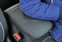For 2016 2018 VW Tiguan Mk2 Armrest Console Pad Cover Cushion Support Box Armrest Top Mat