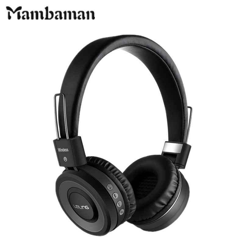 Wireless Bluetooth 4.0 Headset Stereo Headphone Earphone Hands-free for Computer iPhone6 5S 5C 5 4S Samsung Galaxy HTC PSP Mi universal n900 bluetooth headset v4 0 stereo bluetooth headphone wireless bluetooth earphone handsfree for samsung iphone 4 5 5s