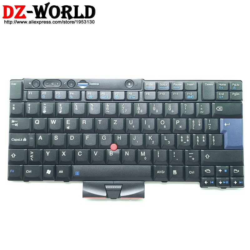 SWS CH Swiss Keyboard for Lenovo Thinkpad T410 T420 X220 X220i T410S T420S T510 T520 W510 W520 Teclado 45N2168 45N2098 45N2238-in Replacement Keyboards from Computer & Office    1