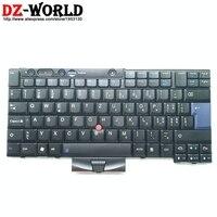 SWS CH Swiss Keyboard for Lenovo Thinkpad T410 T420 X220 X220i T410S T420S T510 T520 W510 W520 Teclado 45N2168 45N2098 45N2238