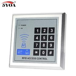 5YOA Máquina Dispositivo de Segurança Do Sistema de Controle de Acesso de Proximidade RFID Entrada Da Porta Bloqueio de Qualidade