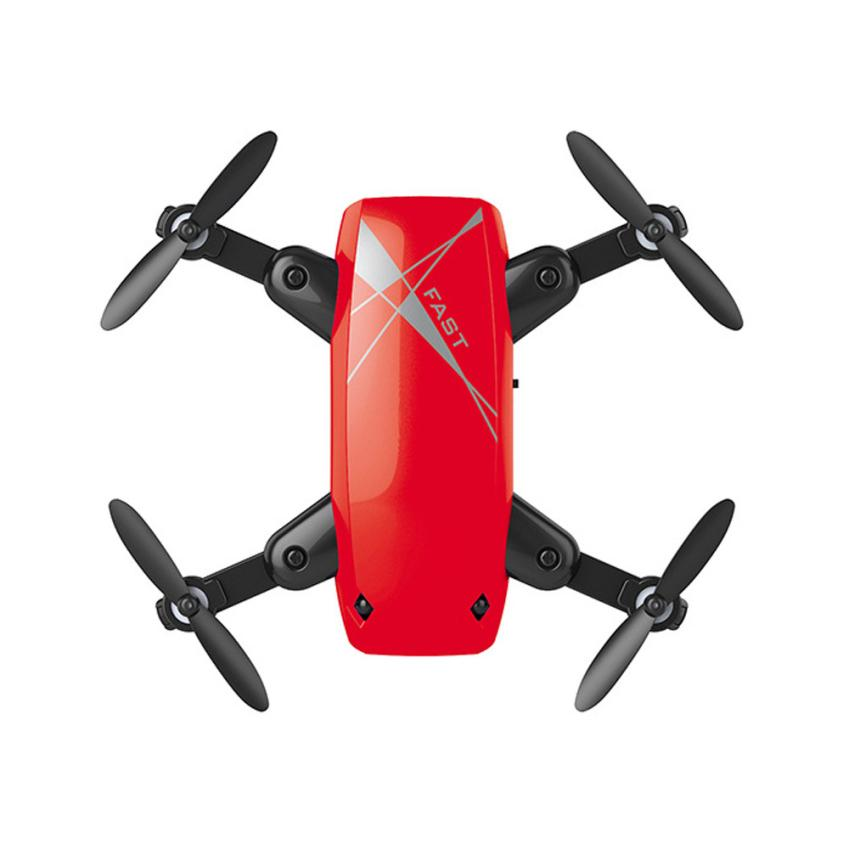 Лидер продаж мини S9HW высота Удержание 0.3MP HD Камера 6 оси складной WI-FI Радиоуправляемый квадрокоптер Карманный Дрон Z908